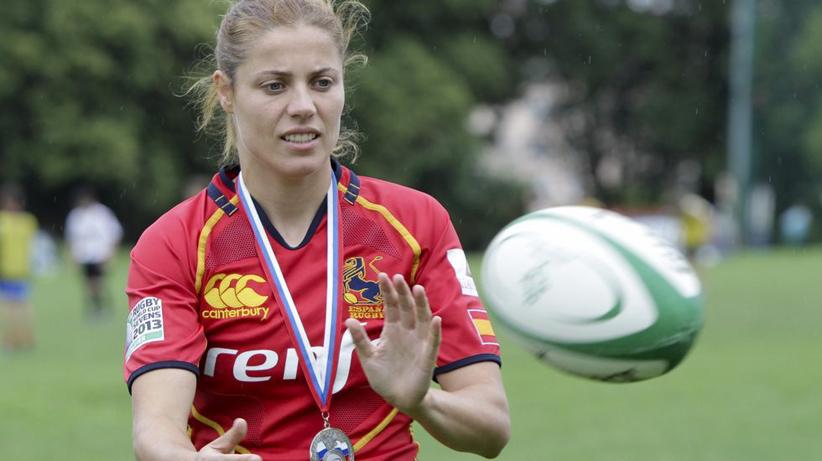 La internacional Vanessa Rial, patrocinada por ECP Sport