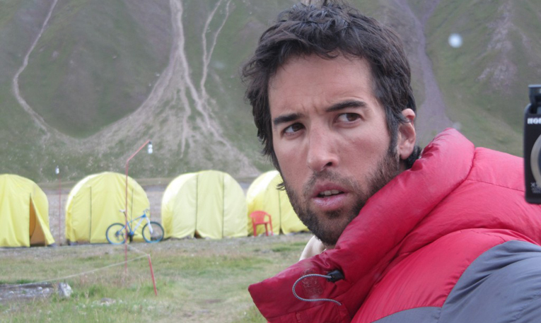 ÁLEX LÓPEZ – Alpinista
