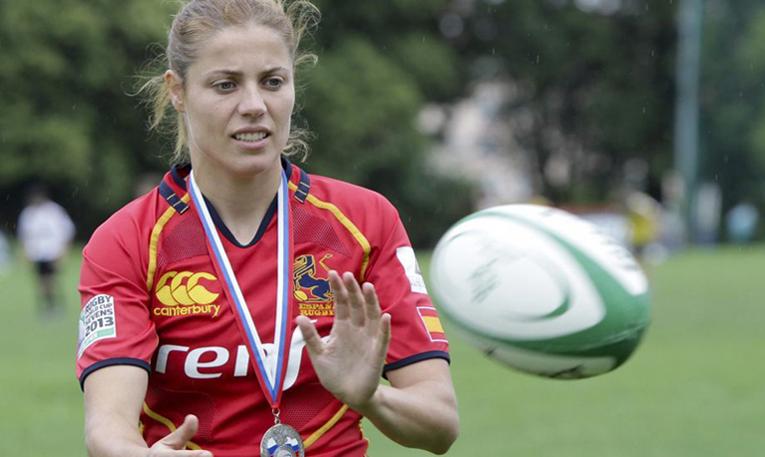 VANESA RIAL – Jugadora de Rugby